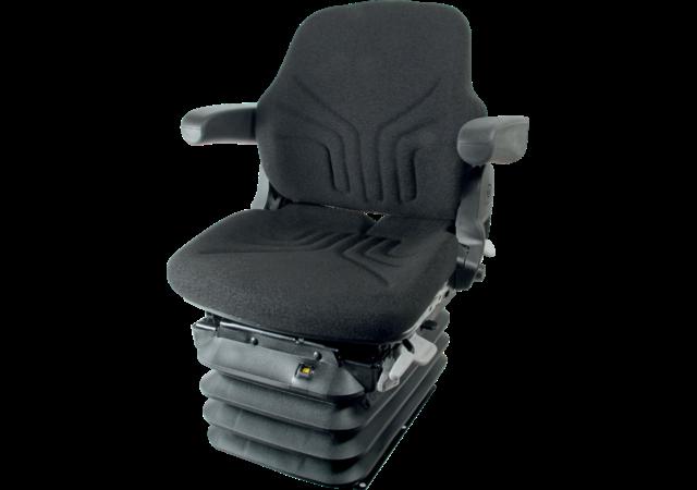 90AR colori noir Galette de siège en TISSU pour Grammer LS95 H1