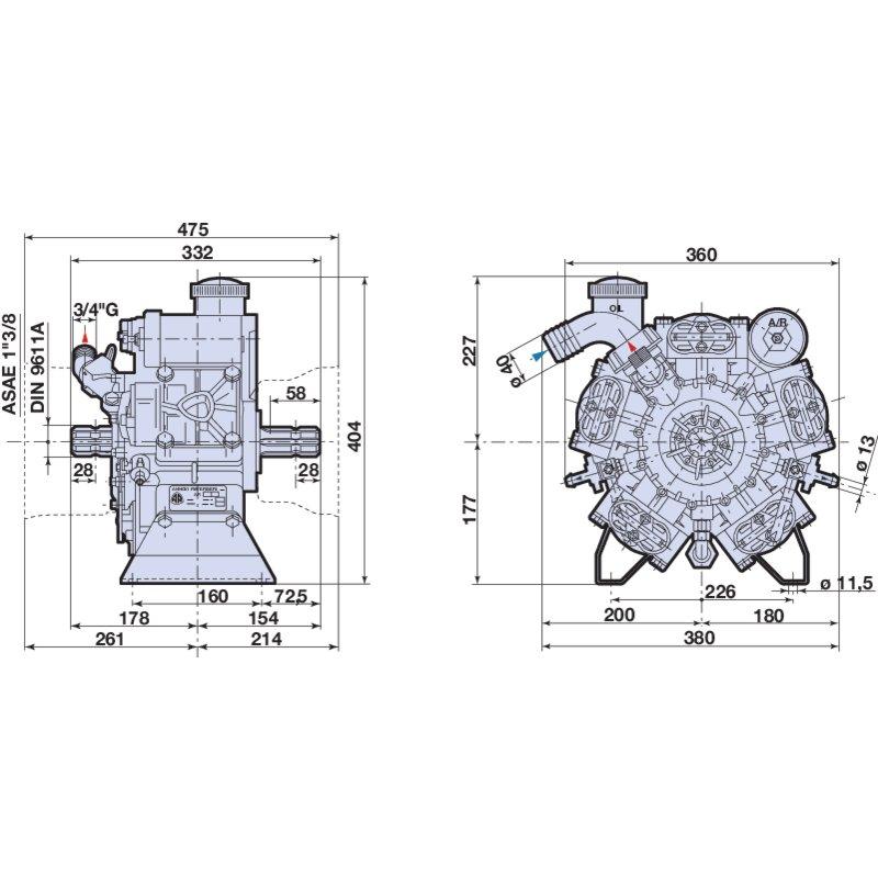 Menge 25 Stück Dichtring O-Ring 53 x 5 mm NBR 70