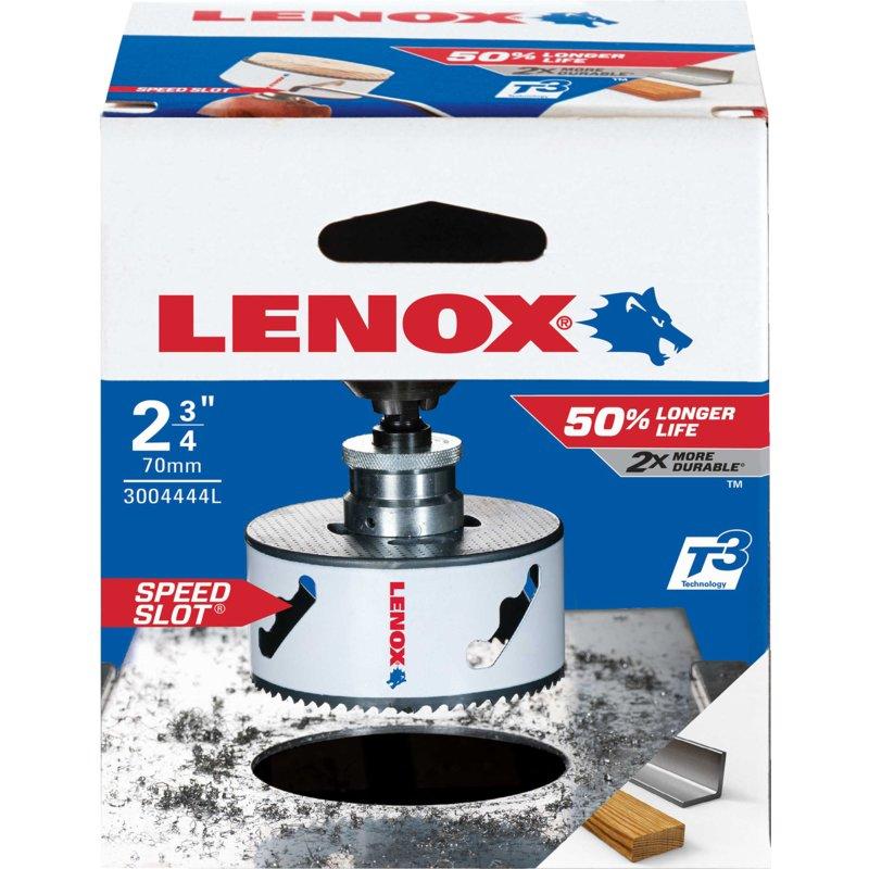 Lochsäge SPEED SLOT D.30mm Bi-Metall LENOX